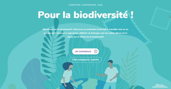 Atelier Connaître, comprendre, agir pour la biodiversité