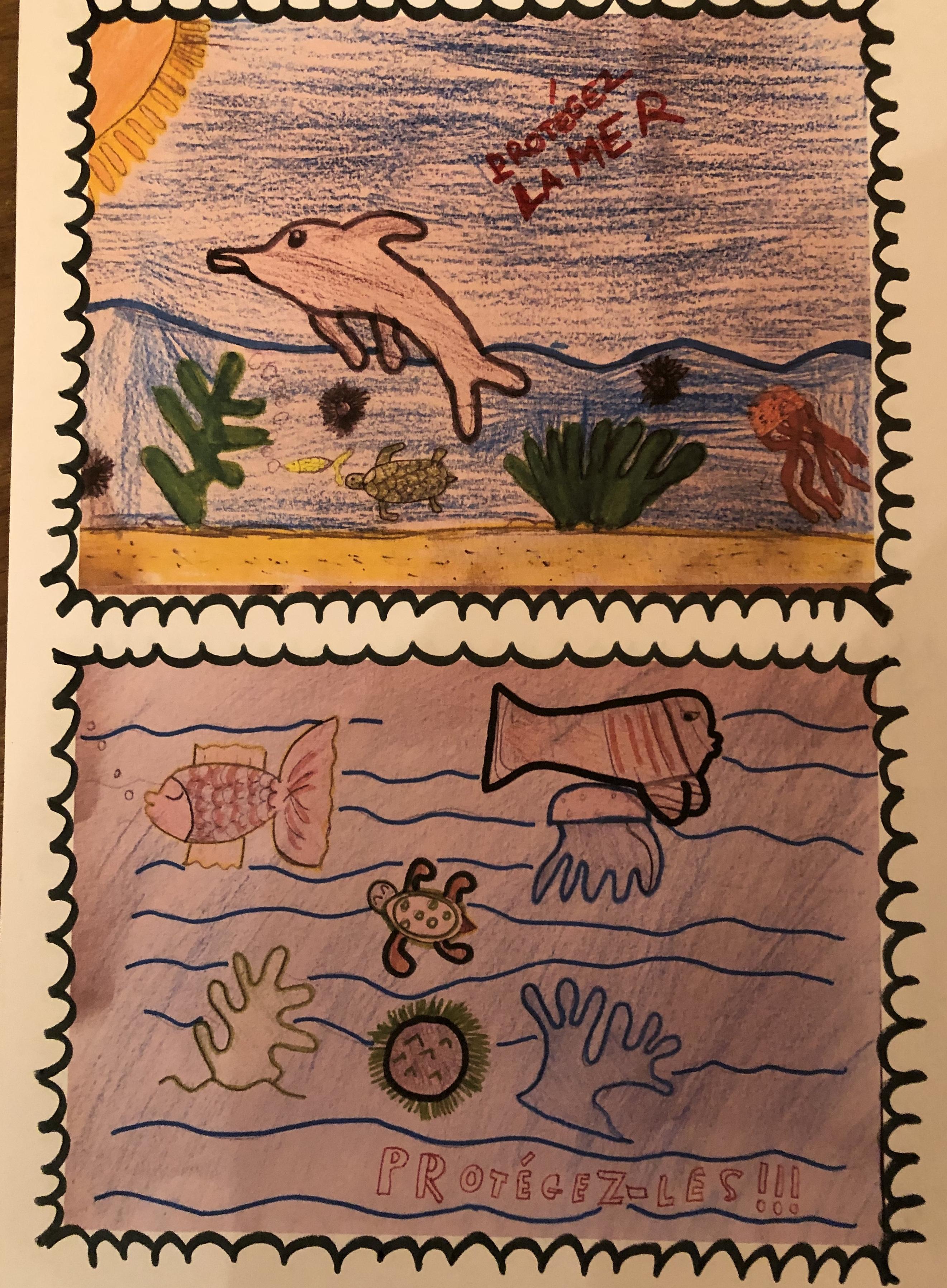Protection de l'environnement marin