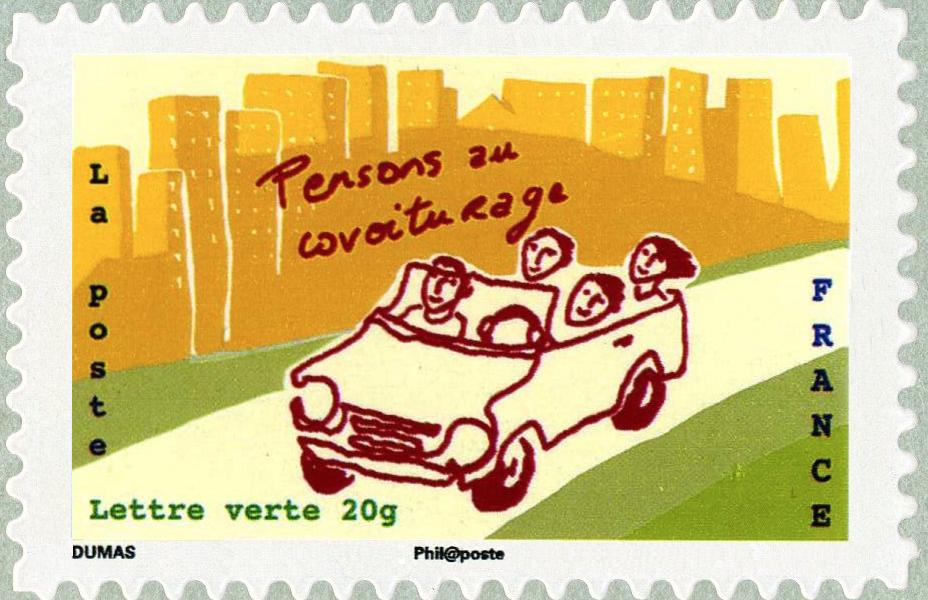 La pollution des véhicules dans les grandes villes de France