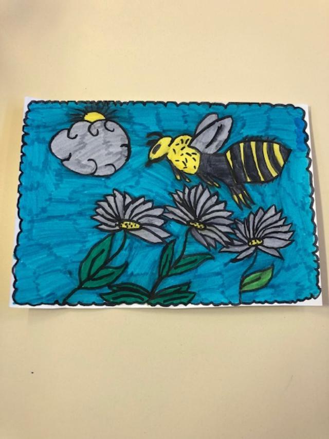 Les abeilles sont nos amies